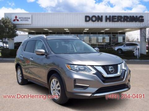 2019 Nissan Rogue for sale at Don Herring Mitsubishi in Dallas TX