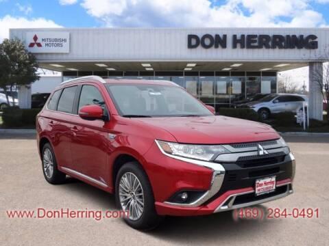 2020 Mitsubishi Outlander PHEV for sale at Don Herring Mitsubishi in Dallas TX