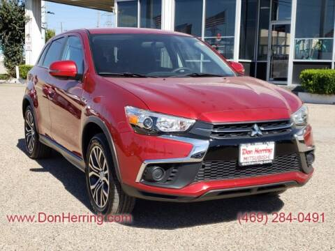 2019 Mitsubishi Outlander Sport for sale at Don Herring Mitsubishi in Dallas TX