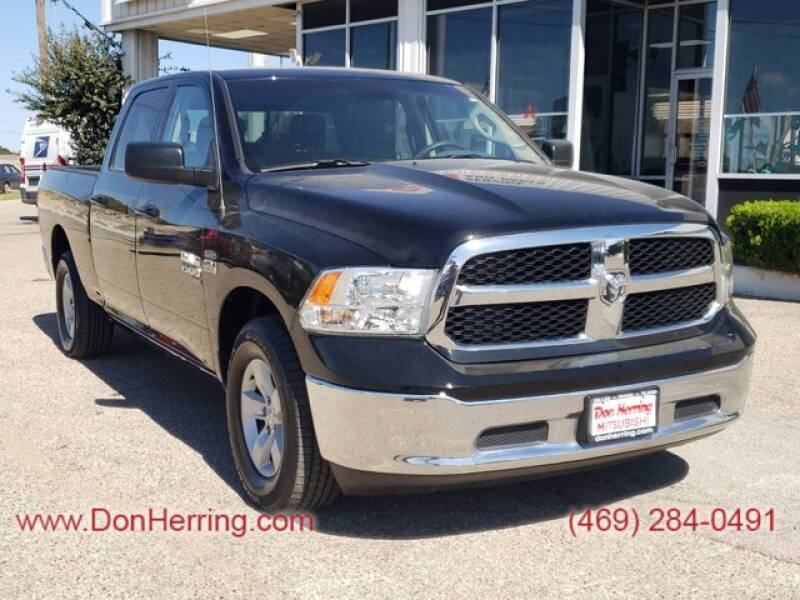 2019 RAM Ram Pickup 1500 Classic for sale at Don Herring Mitsubishi in Dallas TX