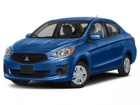 2020 Mitsubishi Mirage G4 for sale at Don Herring Mitsubishi in Dallas TX