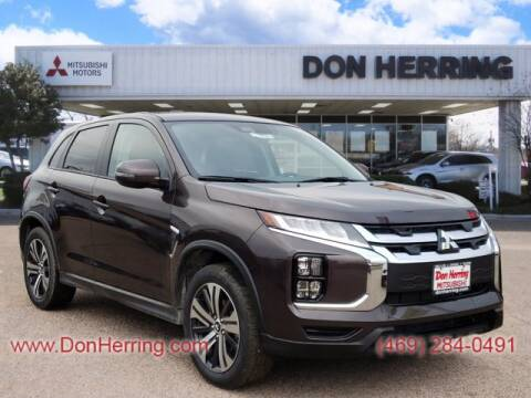 2020 Mitsubishi Outlander Sport for sale at Don Herring Mitsubishi in Dallas TX