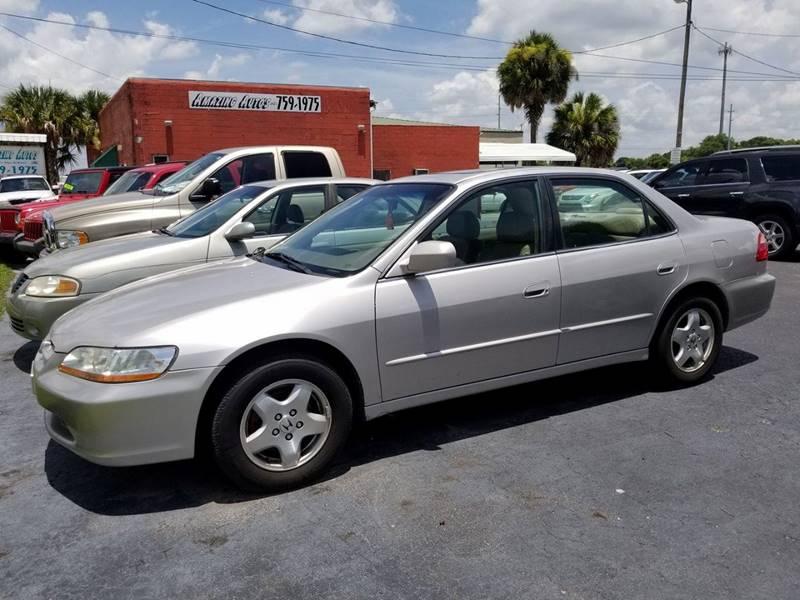 1999 Honda Accord EX V6 4dr Sedan - Plant City FL