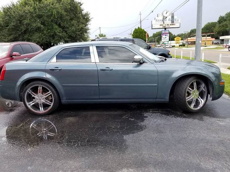 2005 Chrysler 300 Rwd 4dr Sedan - Plant City FL