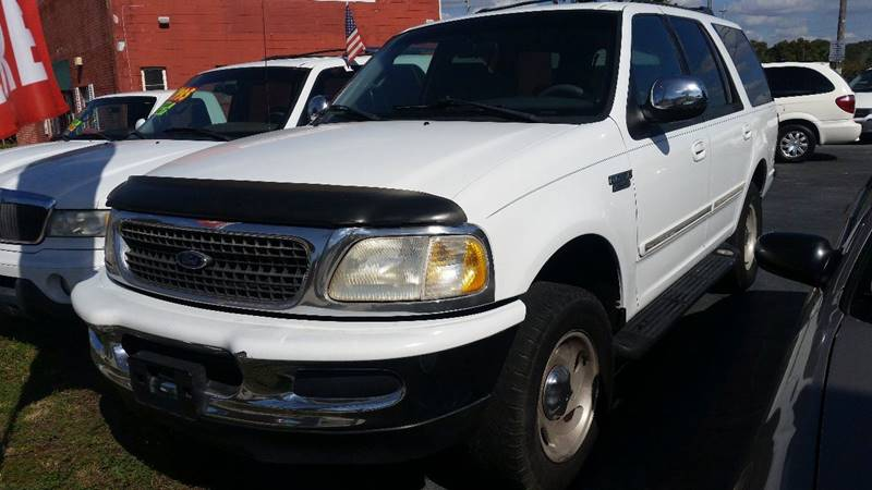 1998 Ford Expedition 4dr XLT 4WD SUV - Plant City FL