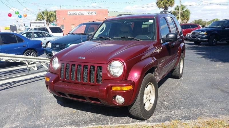 2003 Jeep Liberty Limited 4dr SUV - Plant City FL