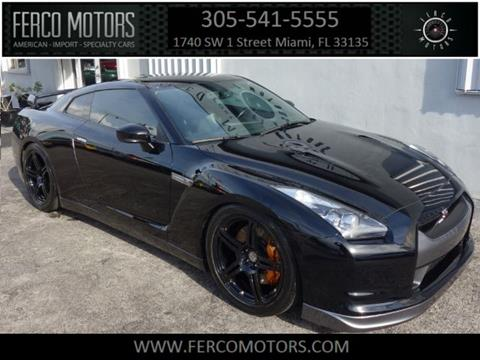 Superb 2010 Nissan GT R For Sale In Miami, FL