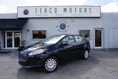 2015 Ford Fiesta for sale in Miami, FL