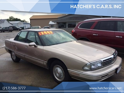 1995 Oldsmobile Ninety-Eight for sale in Mahomet, IL