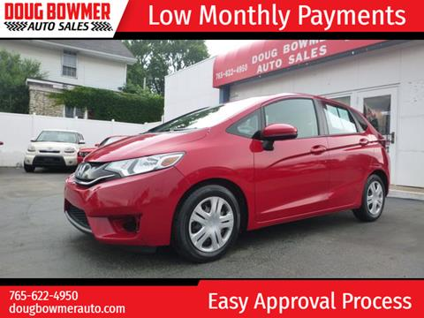 2015 Honda Fit for sale in Anderson, IN