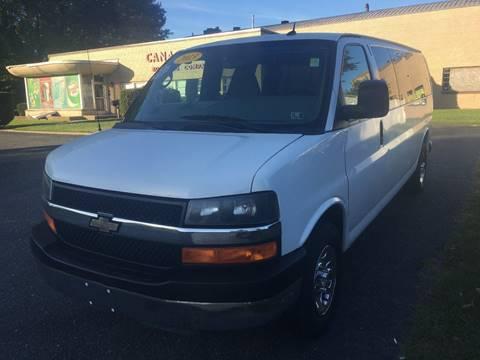 2013 Chevrolet Express Passenger for sale in Neptune, NJ