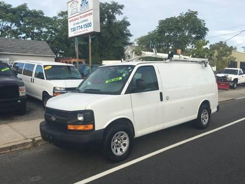 2009 Chevrolet Express Cargo for sale in Neptune, NJ