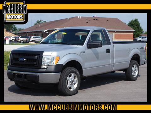 2014 Ford F-150 for sale in Madison, IN