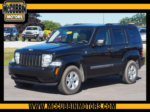 2012 Jeep Liberty for sale in Madison, IN