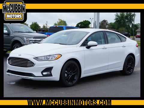 2019 Ford Fusion for sale in Madison, IN