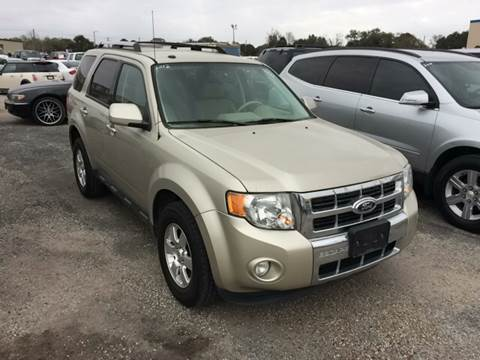 2012 Ford Escape for sale at BSA Used Cars in Pasadena TX