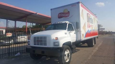 2000 GMC TOPKICK for sale in Pasadena, TX