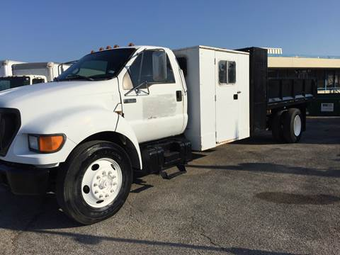 2000 Ford F-650 Super Duty