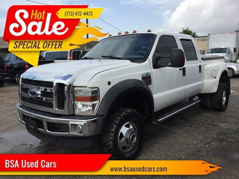 2004 Ford F-350 Super Duty for sale in Pasadena, TX