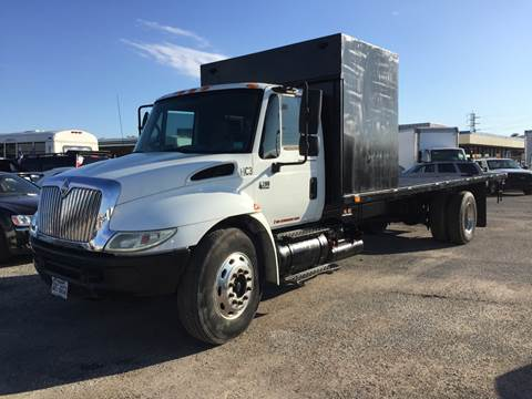 2003 International DuraStar 4200 for sale in Pasadena, TX