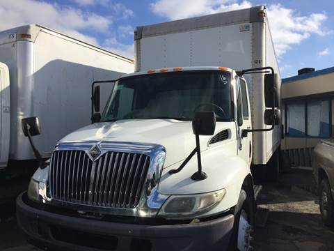 2007 International DuraStar 4300 for sale at BSA Used Cars in Pasadena TX