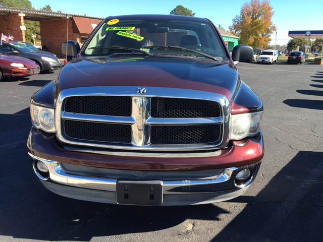 2004 Dodge Ram Pickup 1500 for sale at Aiden Motor Company in Portsmouth VA