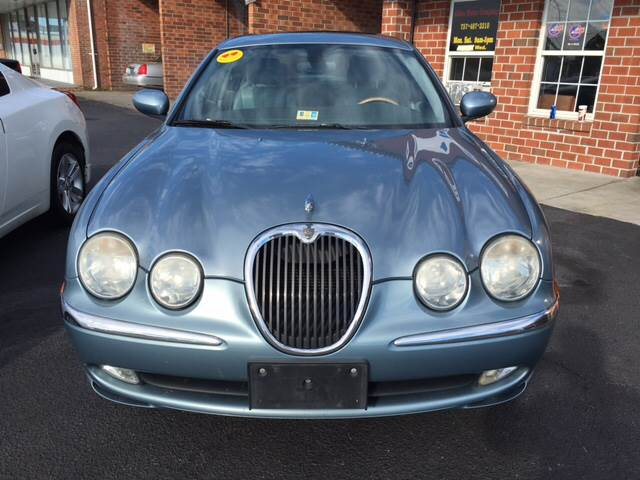 2003 Jaguar S-Type for sale at Aiden Motor Company in Portsmouth VA