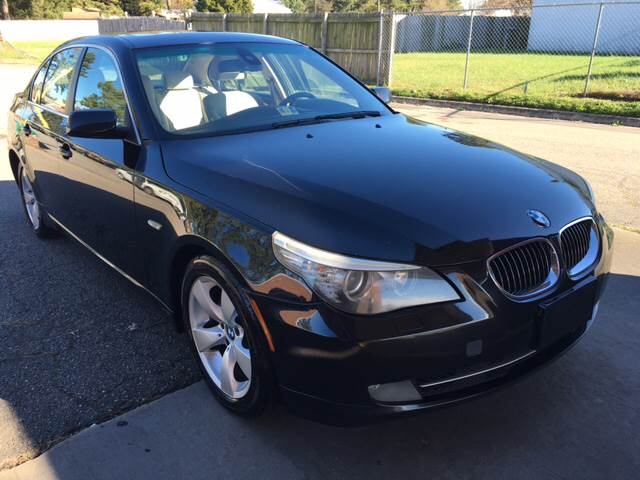 2008 BMW 5 Series for sale at Aiden Motor Company in Portsmouth VA