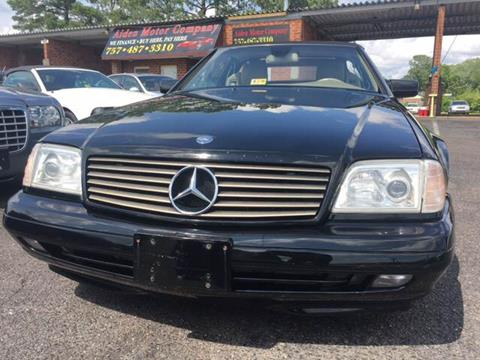 1998 Mercedes-Benz SL-Class for sale in Portsmouth, VA
