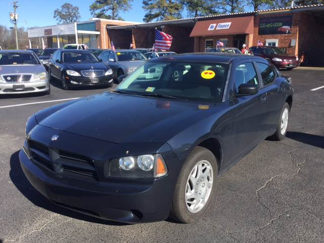 2008 Dodge Charger for sale at Aiden Motor Company in Portsmouth VA
