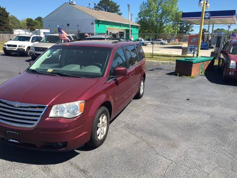 2008 Chrysler Town and Country for sale at Aiden Motor Company in Portsmouth VA
