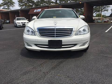 2009 Mercedes-Benz S-Class for sale at Aiden Motor Company in Portsmouth VA