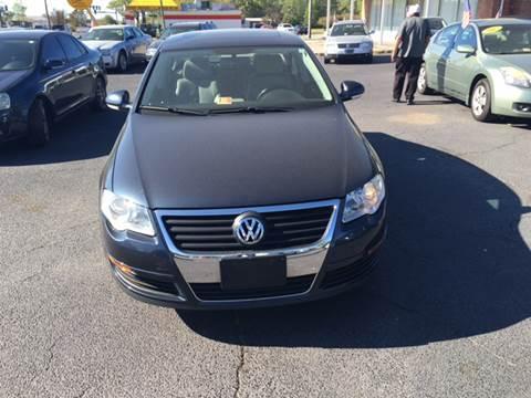 2006 Volkswagen Passat for sale at Aiden Motor Company in Portsmouth VA