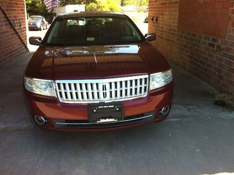 2007 Lincoln MKZ for sale at Aiden Motor Company in Portsmouth VA