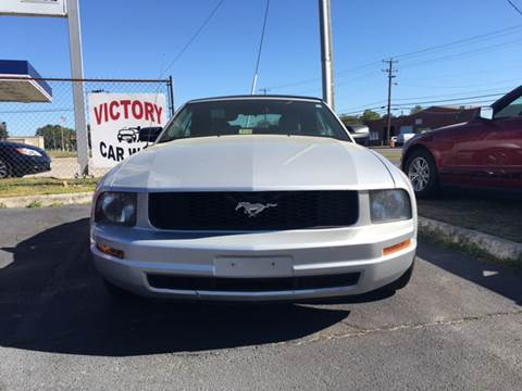 2005 Ford Mustang for sale at Aiden Motor Company in Portsmouth VA