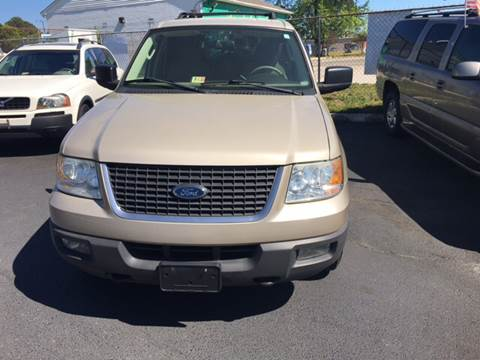 2005 Ford Expedition for sale at Aiden Motor Company in Portsmouth VA