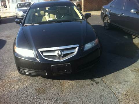 2006 Acura TL for sale at Aiden Motor Company in Portsmouth VA