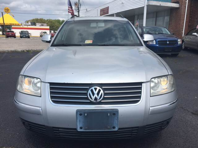 2005 Volkswagen Passat for sale at Aiden Motor Company in Portsmouth VA