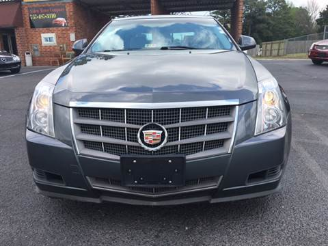 2008 Cadillac CTS for sale at Aiden Motor Company in Portsmouth VA