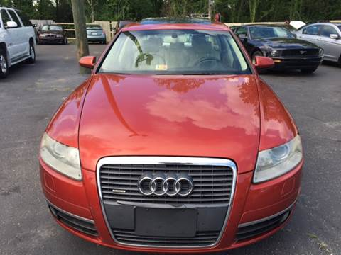 2005 Audi A6 for sale at Aiden Motor Company in Portsmouth VA