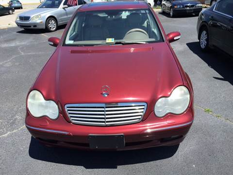 2003 Mercedes-Benz C-Class for sale at Aiden Motor Company in Portsmouth VA