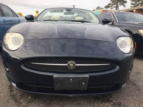 2007 Jaguar XK-Series