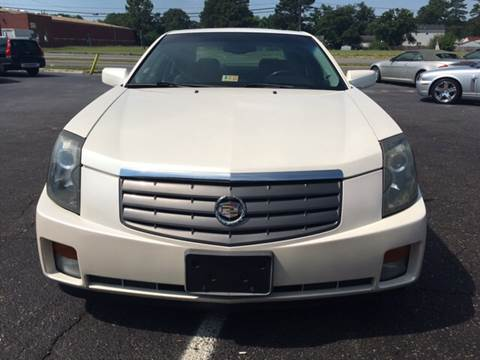 2005 Cadillac CTS for sale at Aiden Motor Company in Portsmouth VA