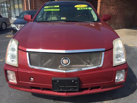 2004 Cadillac SRX for sale at Aiden Motor Company in Portsmouth VA