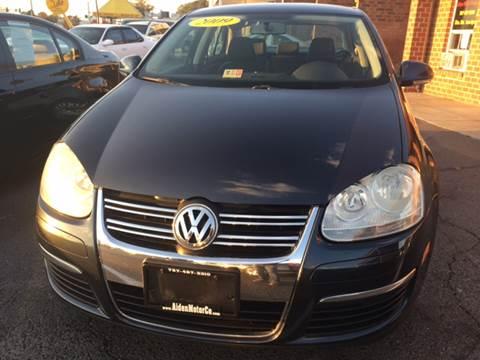 2009 Volkswagen Jetta for sale at Aiden Motor Company in Portsmouth VA