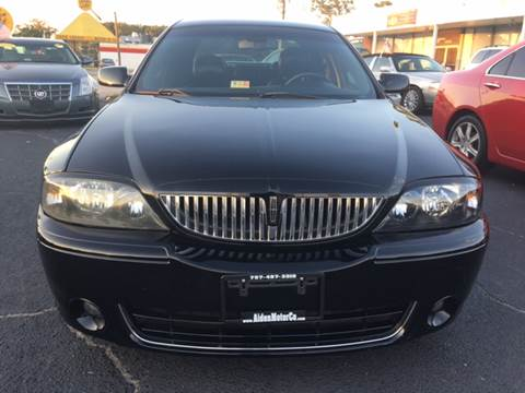 2006 Lincoln LS for sale at Aiden Motor Company in Portsmouth VA