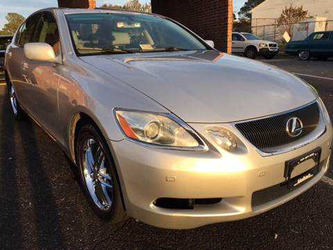 2006 Lexus GS 300 for sale at Aiden Motor Company in Portsmouth VA