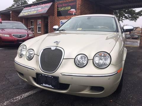 2008 Jaguar S-Type for sale in Portsmouth, VA