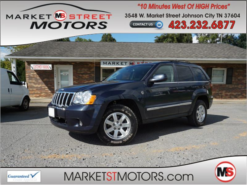 2009 Jeep Grand Cherokee 4x4 Limited 4dr SUV   Johnson City TN