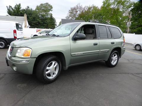 2003 GMC Envoy for sale in East Providence, RI